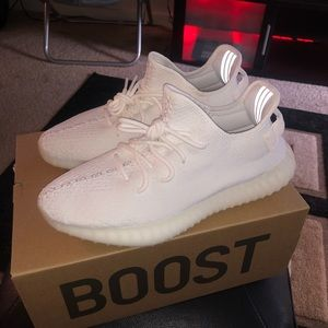 554182abf1393 Men s Adidas Yeezy Boost 350 V2 Cream White on Poshmark